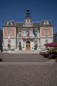 The town hall of Chambery — Stock Photo