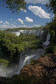 The Argentinian Side of the Iguazu Falls — Stock Photo