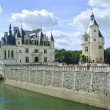 The chateau of chenonceau — Foto Stock