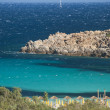 Bay of CalGranu in Sardinia — Stock Photo #27942485