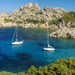 Bay of CalSpinosin Sardinia — Stock Photo #27942995