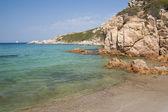 Скалы Ла marmorata — Стоковое фото