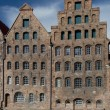 Salt Warehouse in Lubeck — Stock Photo #32717949