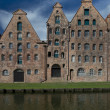 Salt Warehouse in Lubeck — Stock Photo #32718417