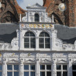 Town-hall in Lubeck — Stock Photo #32718481