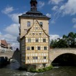 Old Town Hall in Bamberg — Stock Photo #32805631