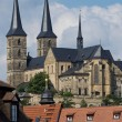 Michaelsberg Abbey in Bamberg — Stock Photo