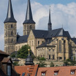 Michaelsberg Abbey in Bamberg — Stock Photo #32805843