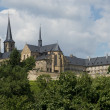 Michaelsberg Abbey in Bamberg — Stock Photo #32805875