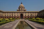 The Secretariat in New Delhi — Foto de Stock