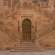 Stock Photo: Junagarh Fort in Bikaner