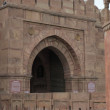 Gate in Junagarh Fort in Bikaner — Stock Photo