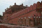 Junagarh Fort in Bikaner — Stock Photo