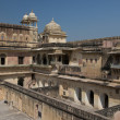 Amber Fort near Jaipur — Stock Photo