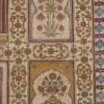 Decoration at the Ganesh Gate, Amber Fort near Jaipur — Stock Photo #35862175