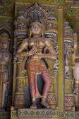Statue in Bhandasar Jain Temple in Bikaner — Stock Photo