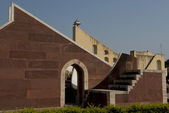 Jantar Mantar, Observatory in Jaipur — Stock Photo
