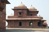 Palace in Fatehpur Sikri — Stock Photo
