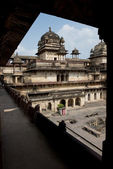 Jahangir Mahal in Orchha — Stock Photo