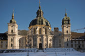 The Ettal Abbey — Stock Photo