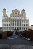 The Town Hall of Augsburg — Stock Photo