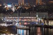 Cityscape of Genoa — Stock Photo