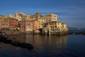 Boccadasse — Stock Photo