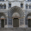 SLorenzo, Cathedral of Genoa — Stock Photo #39917407