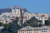 Albertis Castle in Genoa — Stock Photo