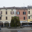 Stock Photo: Square in Iseo