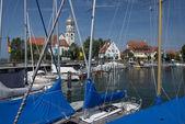 Wasserburg constance gölü — Stok fotoğraf