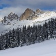Winter Landscape in Dolomiti — Stock Photo #41625479