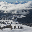 Winter Landscape in Dolomiti — Stock Photo #41627275