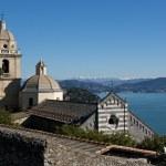 Church of San Lorenzo in Portovenere — Stock Photo #41999351