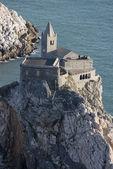 Church of San Pietro in Portovenere — Foto de Stock