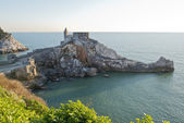 Church of San Pietro in Portovenere — Stock Photo
