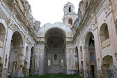 Ruins of the Church of Bussana Vecchia — Stock Photo