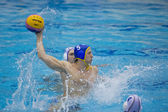 Water polo match Pro Recco - Barceloneta — ストック写真