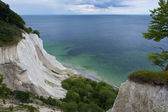 The Cliffs of Mons Klint — Stock Photo