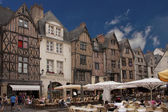 Place Plumereau in Tours — Stock Photo