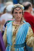 Character of the Maritime Republics Historical Parade — Stock Photo