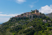 The Village of Eze — Stock Photo