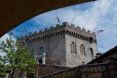 замок haut-де-кань — Стоковое фото