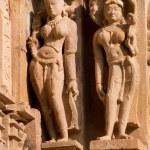 Lakshamana Temple in Khajuraho — Stock Photo #48070271