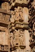 Lakshamana templo de khajuraho — Foto de Stock