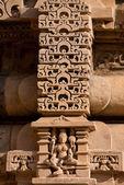 Lakshamana Temple in Khajuraho — Stock Photo