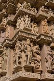 Pashvanath Temple in Khajuraho — Stock Photo