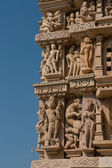 Pashvanath Temple in Khajuraho — Stockfoto