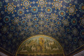 Mosaic in Mausoleum of Galla Placidia — Stock Photo