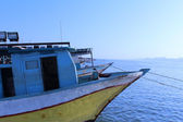 Fishing boat — Photo